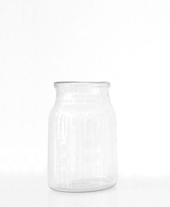 Small vase for  flower subscription