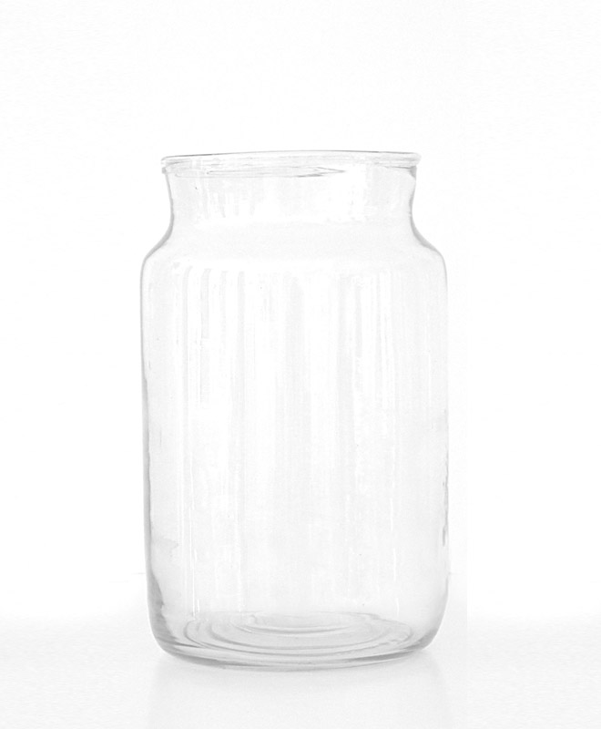 Medium vase for flower subscription
